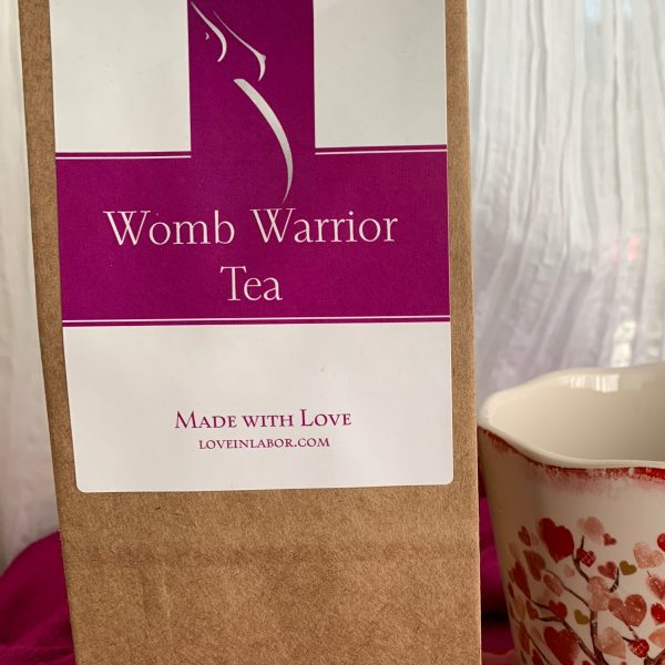 Womb Warrior Tea