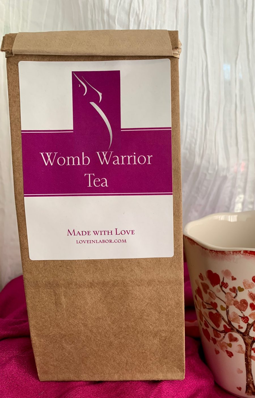 Womb Warrior Tea